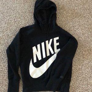 Nike women's medium hooded sweatshirt